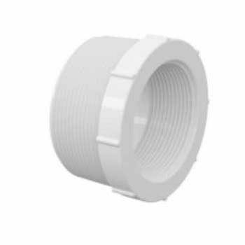 Bucha Redução PVC 1.1/2x1 Roscável - Ref.20022620 -TIGRE
