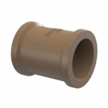 Luva Soldável PVC 50mm - Ref.22170503 - TIGRE