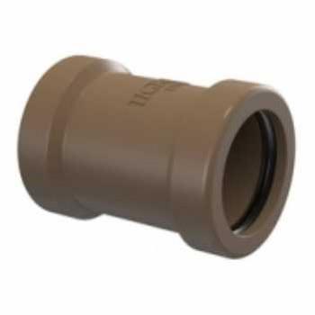 Luva Soldável PVC 20mm Correr - Ref.22172107 - TIGRE