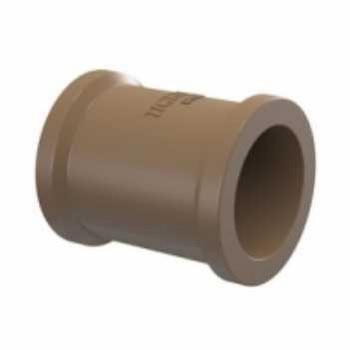 Luva Soldável PVC 60mm - Ref.22170600 - TIGRE