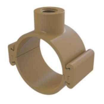 Colar Tomada PVC 50x1/2 - Ref.23045125 - TIGRE