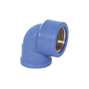 Joelho SRM PVC 25x1/2 90G - Ref.0499 - KRONA