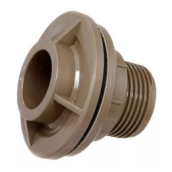 Adaptador Soldável PVC 20x1/2 Caixa D Água Anel - Ref.22002406 - TIGRE