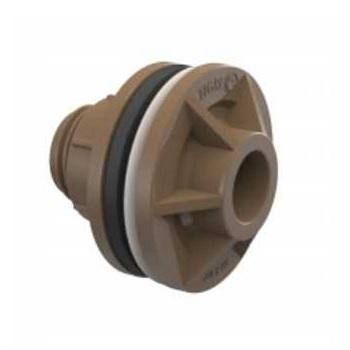 Adaptador Soldável PVC 32x1 Caixa D¿ Água Anel - Ref.22002449 - TIGRE