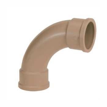 Curva Soldável PVC 25mm 90G - Ref. 0407 - KRONA