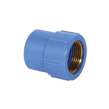Luva SRM PVC 25X3/4 - Ref. 0502 - KRONA
