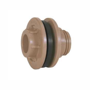Adaptador Soldável PVC 25x3/4 Caixa D Água Anel - Ref.0342 - KRONA