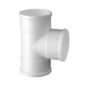 Tê de Esgoto PVC 40mm - Ref.0658 - KRONA