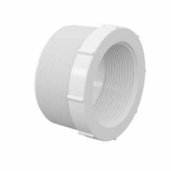 Bucha Redução PVC 1.1/2x3/4 Roscável - Ref.20022612 - TIGRE