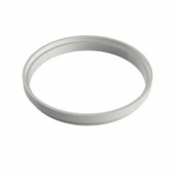 Porta Grelha PVC 150m Redondo Branco - Ref.27621163 - TIGRE