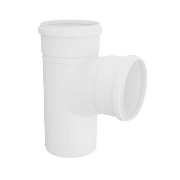 Tê Esgoto PVC 50mm - Ref.26366950 - TIGRE