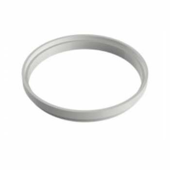 Porta Grelha PVC 100m Redondo Branco - Ref.27621007 - TIGRE