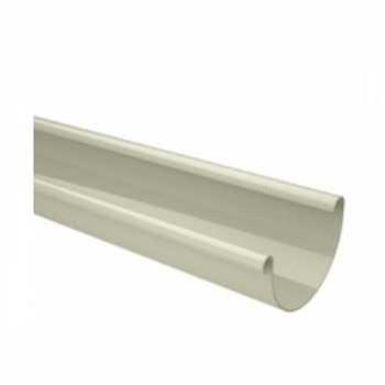 Calha Beiral PVC 125mm 3m Aquapluv Bege - Ref.13029253 - TIGRE
