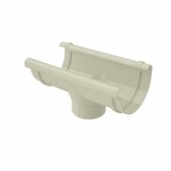 Bocal Circular PVC 125x88mm Aquapluv Beiral Bege - Ref.32029353 - TIGRE