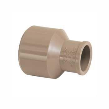 Bucha Redução PVC 50x25MM Soldável Longa - Ref.0371 - KRONA
