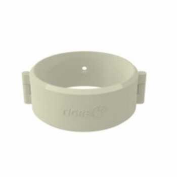 Braçadeira PVC 88mm Aquapluv Beiral Bege - Ref.32048803 - TIGRE