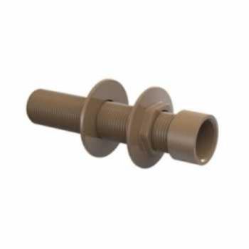 Adaptador Soldável PVC 75x2.1/2 Caixa D¿ Água Flanges Livres - Ref.22028081 - TIGRE