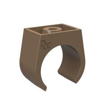 Abraçadeira para Tubo Soldável PVC 20mm - Ref. 22051202 - TIGRE