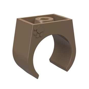 Braçadeira PVC 25mm Tubo Soldável - Ref.22051253 - TIGRE