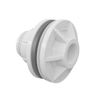 Adaptador Rosável com Anel para Caixa D Água PVC 11/4 Polegadas - Ref. 20002468 - TIGRE