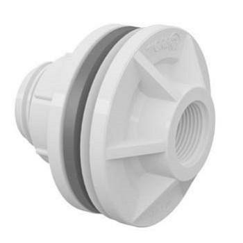 Adaptador Roscável PVC 1 Caixa D Água Anel - Ref.20002441 - TIGRE
