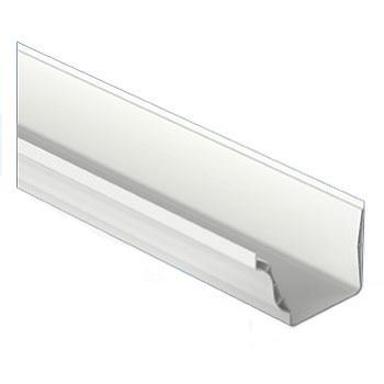 Calha Beiral PVC 132mm 3m Aquapluv Style Bege - Ref.13029350 - TIGRE