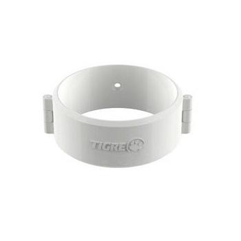 Abraçadeira Circular PVC 88mm Aquapluv Style Branco - Ref. 32048854 - TIGRE