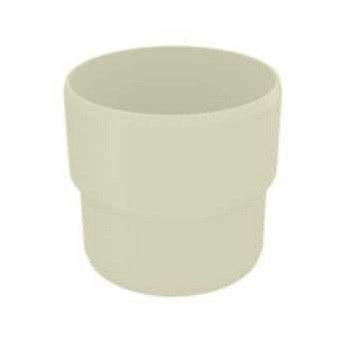 Acoplamento Circular PVC 88mm Aquapluv Style Bege - Ref.32198872 - TIGRE