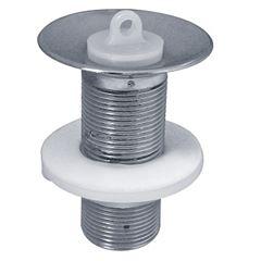 Válvula Lavatório PVC 7/8 Cromado - Ref. VL4/S - ASTRA