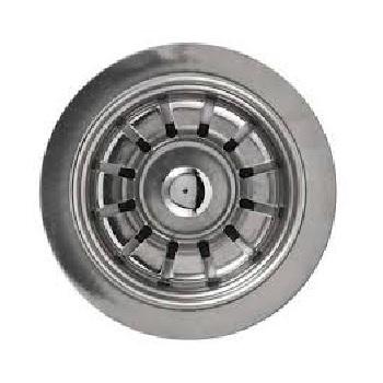 Válvula Pia Americana Inox 3.1/2x1.1/2 Plástico Cromada - Ref.09242 - FRANKE