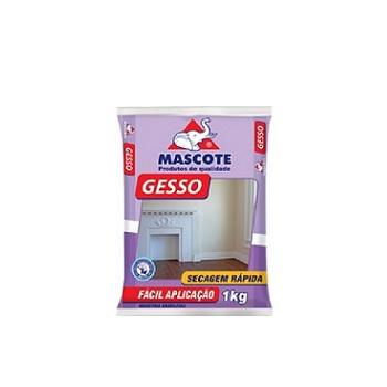 Gesso Saco com 1kg - Ref.569 - MASCOTE