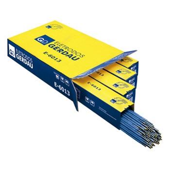 Eletrodo Aço 4mm Revestido E6013 - Ref. 111001069 - GERDAU