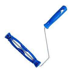 Suporte em Aço 23cm para Rolo com Cabo Plástico 1305 Azul - Ref. 61305230 - TIGRE