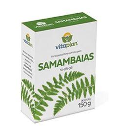 Fertilizante 150g Samambaia - Ref. 8000404-U - NUTRIPLAN