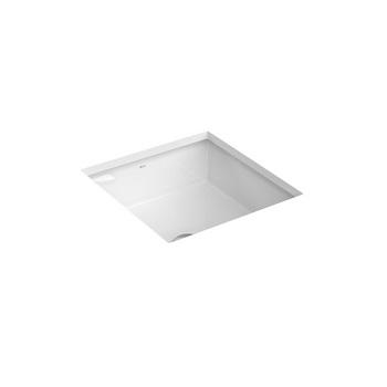 Cuba de Embutir 41cm Quadrada Branco Gelo - Ref.L.701.17 - DECA
