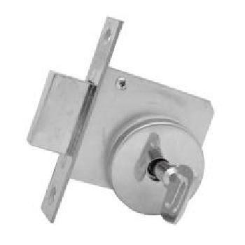 Trava Porta Alumínio SM 1000 Tit - Ref. 57011141 - PADO
