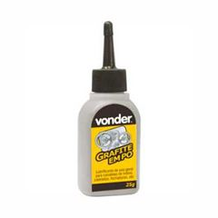 Grafite Pó 25G Lubrificante - Ref.5199000025 - VONDER
