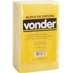 Espuma De Pedreiro  6,5x13,5x22cm - Ref. 6241135220 - VONDER