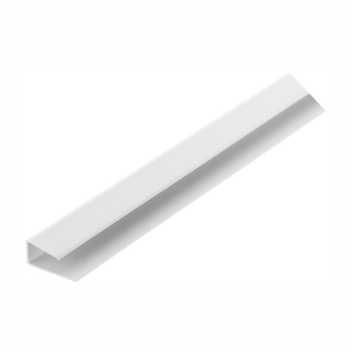 Rodaforro PVC 100/200mm 6m Branco Universal - Ref. 020102020101- ARAFORROS