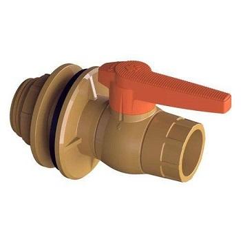 Adaptador Soldável PVC 50mm Caixa D¿ Água Registro - Ref.27955690 - TIGRE