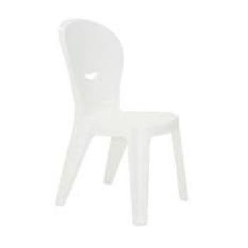 Cadeira Infantil Plástica Vice Branca - Ref.92270/010 - TRAMONTINA