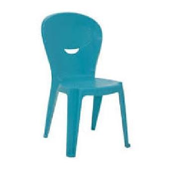 Cadeira Infantil Plástica Vice Azul - Ref.92270/070 - TRAMONTINA