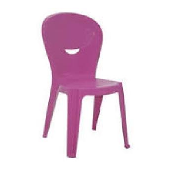 Cadeira Infantil Plástica Vice Rosa - Ref.92270/060 - TRAMONTINA