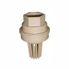 Válvula Sucção Polipropileno 1 Rosca Poço - Ref. VPP1 - ASTRA