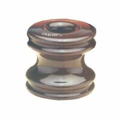 Isolador Porcelana 56X56 - Ref.060012 - GERMER