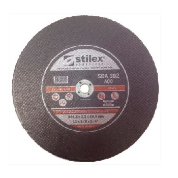 Disco Corte 12x1 Para Aço SCA 102 - Ref.DC064 - STILEX