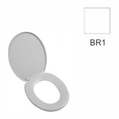 Assento Plástico Universal Soft BR - Ref.TPJ/AS*BR1 - ASTRA