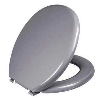 Assento Almofadado Universal Cinza Escuro 1 - Ref. TTPK/AS*CZ1 - ASTRA