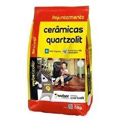Rejunte Flexível Saco com 5kg Cinza Ártico - Ref.0107.00018.0030FD - QUARTZOLIT