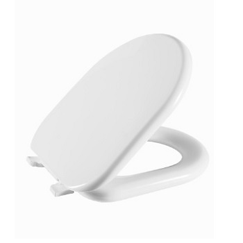 Assento Almofadado Riviera Branco - Ref. TRV/K*BCO-01 - ASTRA